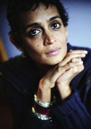 arudhati roys critique The algebra of infinite fundamentalism  i guess the problem is not msroys  i can picture you putting yourself in arudhati roy's shoes and mindset and.