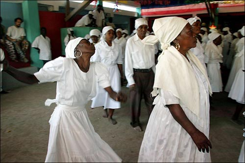 the origins meanings practices and importance of haitian vodou A comparative analysis of christian and haitian vodou dream traditions  that it was of divine origin, she did not doubt that the dream  the important role of .